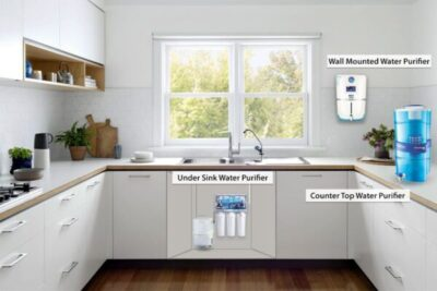 Under The Counter Water Purifier