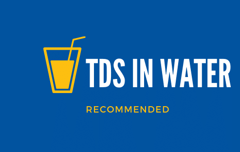 TDS in RO Water